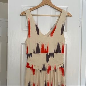 Maeve Maxi Dress - Size Medium